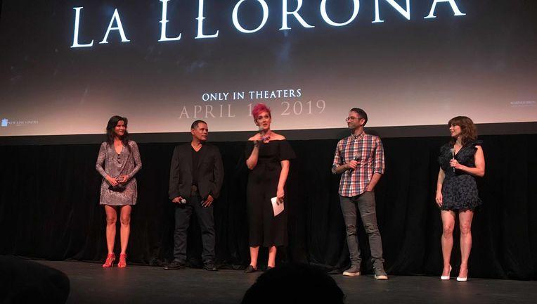 La Llorona cast