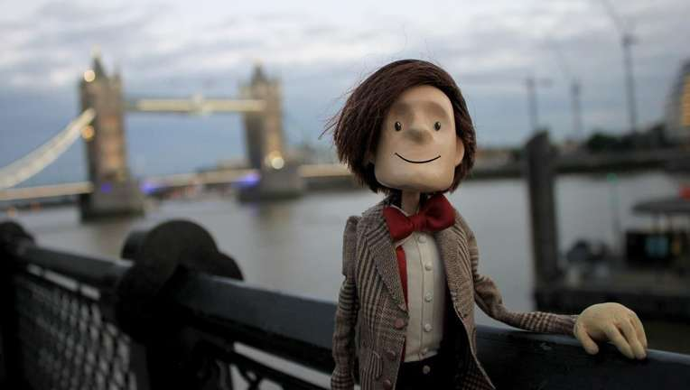 Doctor Puppet Doctor Who 11th Doctor