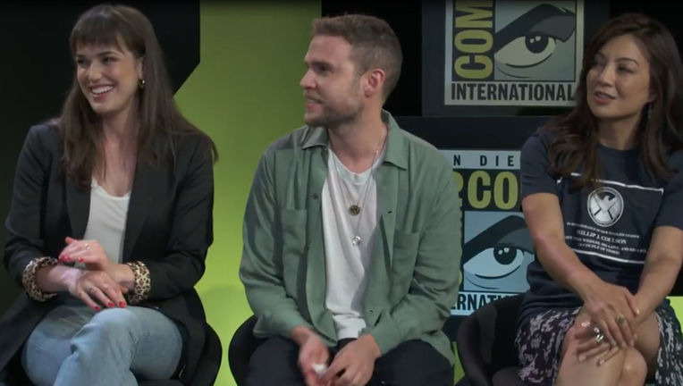 Agents of SHIELD Comic-Con