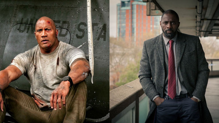 The Rock vs. Idris Elba, Fast and Furious
