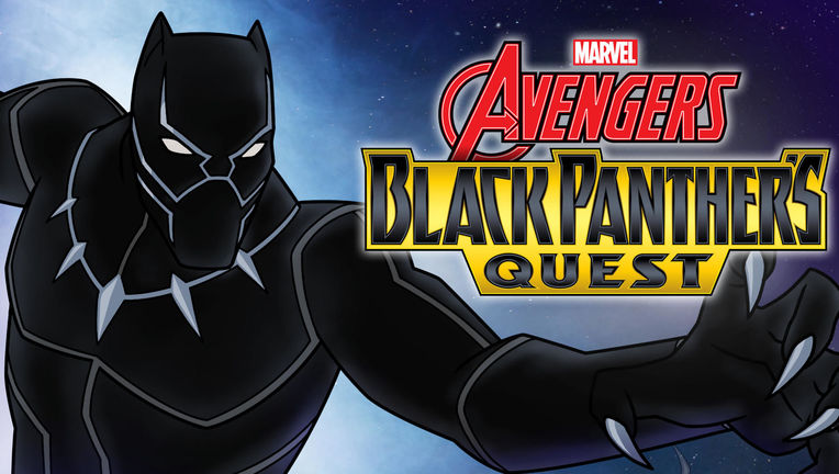 blackpanthersquest