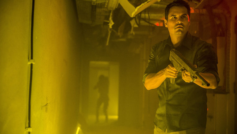 Extinction michael pena