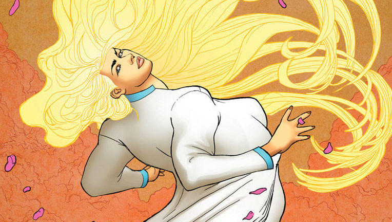 Faith Dreamside #1 HERO
