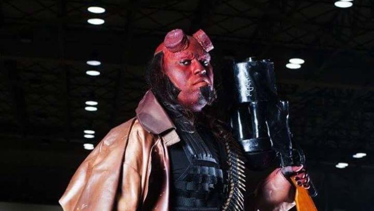 Hellboy Christopher English