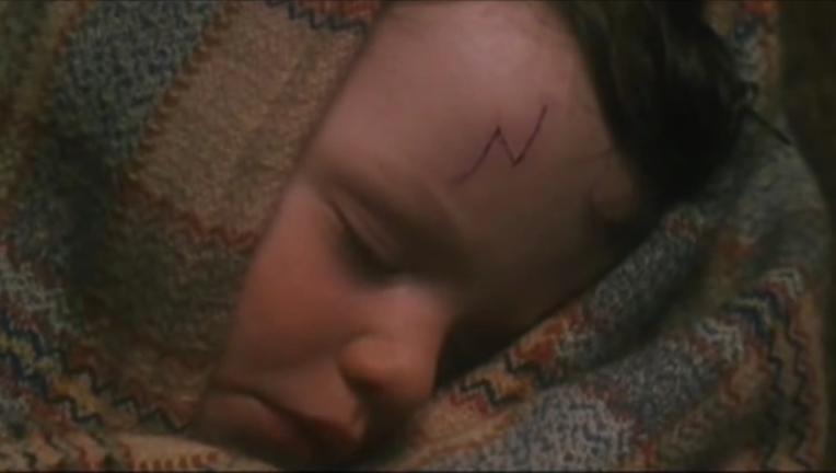 Harry Potter baby