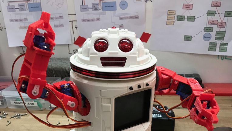 Robot Erik Beck