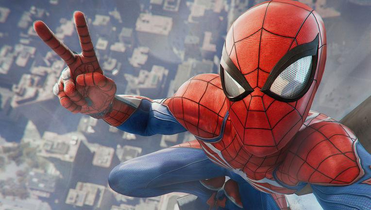 insomniac spider-man