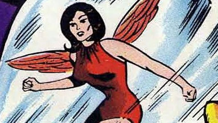 Janet Pym Marvel Comics hero