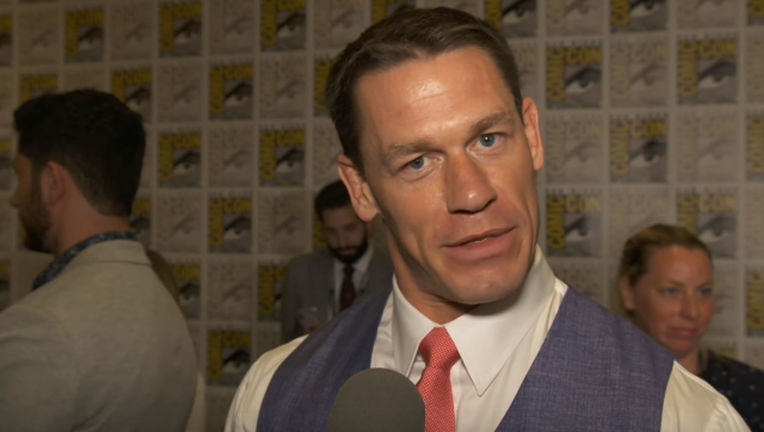 John Cena Talks Bumblebee at Comic-Con