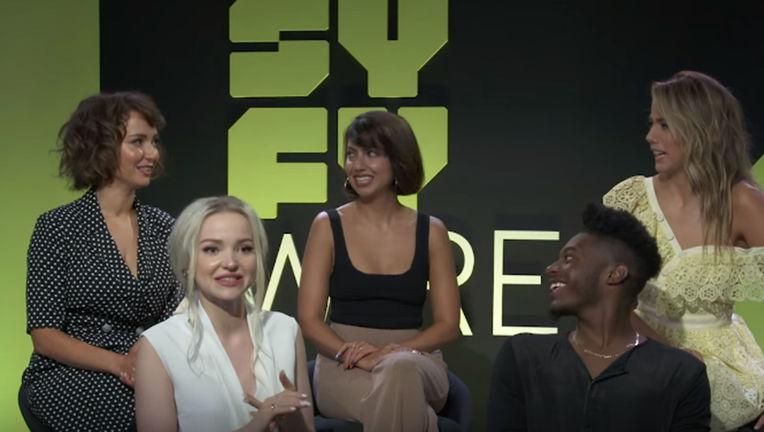 Marvel Rising Cast