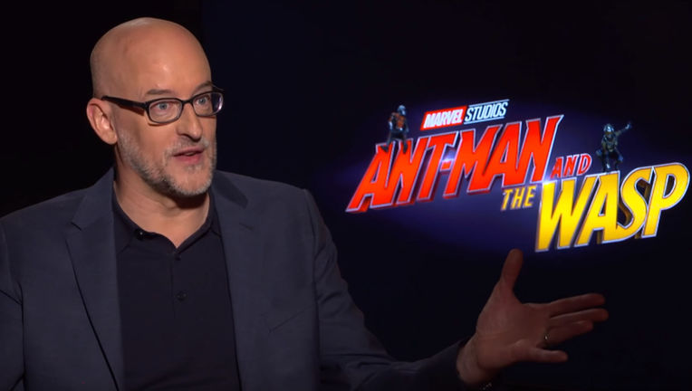 Peyton Reed on Ant-Man and the Wasp