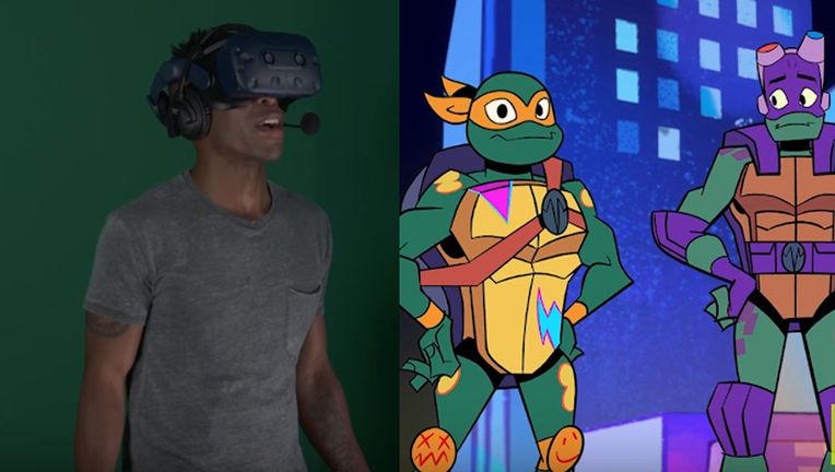 Rise of the Teenage Mutant Ninja Turtles Comic-Con