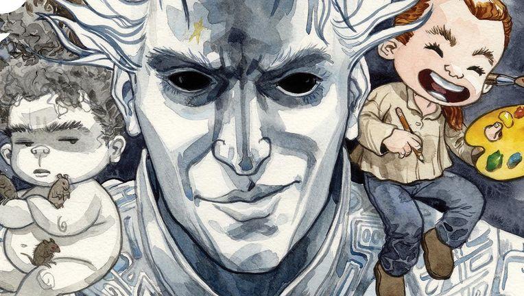 Sandman cover hero