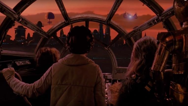 Star Wars Cloud City
