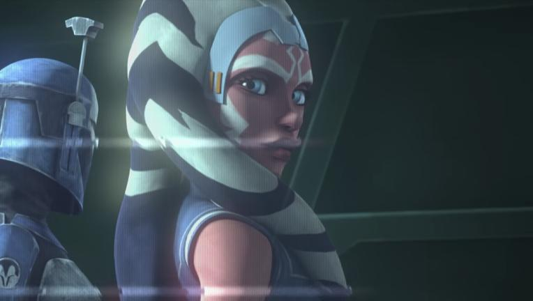 Star Wars: The Clone Wars, Ahsoka
