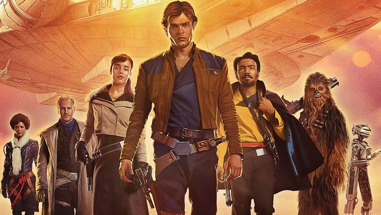 solo a star wars story blu ray cover