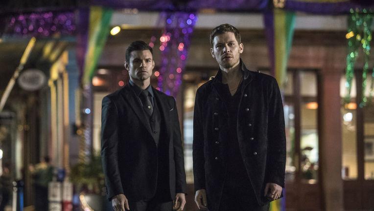 The Originals The CW