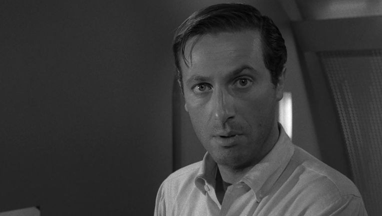 Twilight Zone Lloyd Bochner To Serve Man hero