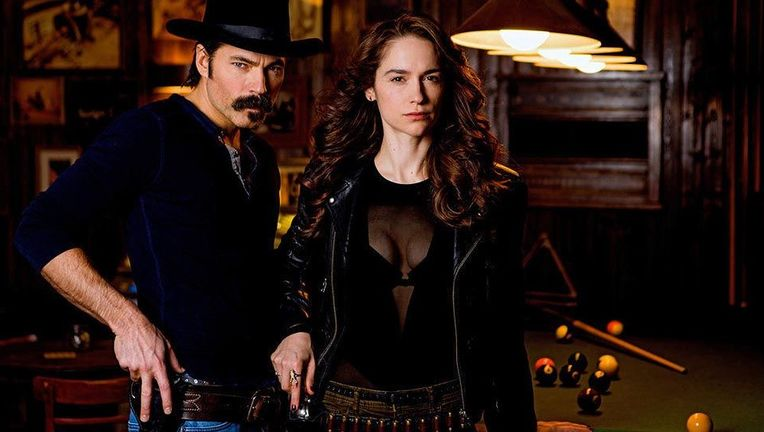 Wynonna Earp Season 3 hero