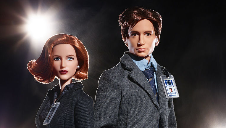 Barbie® The X-Files™ 1 copy