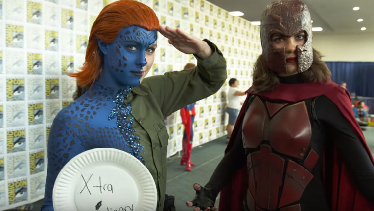 Best Cosplay Of San Diego Comic-Con