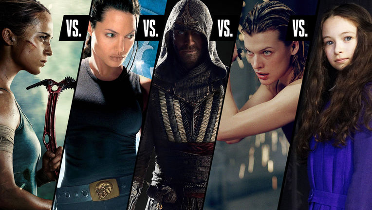 Debate Club: Best Video Game Movies