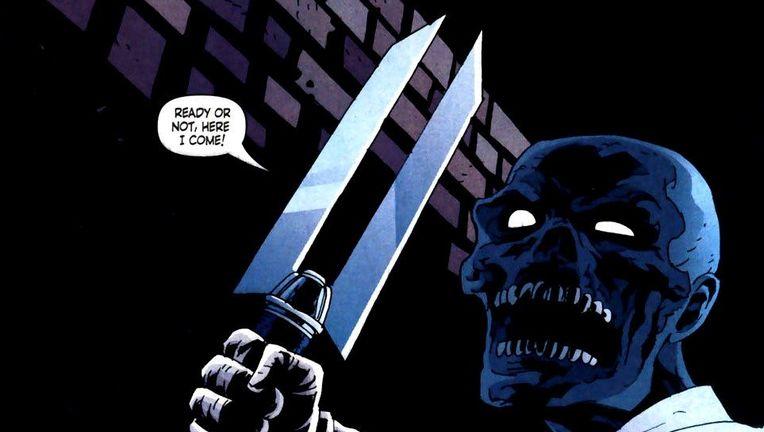 Black Mask DC Comics