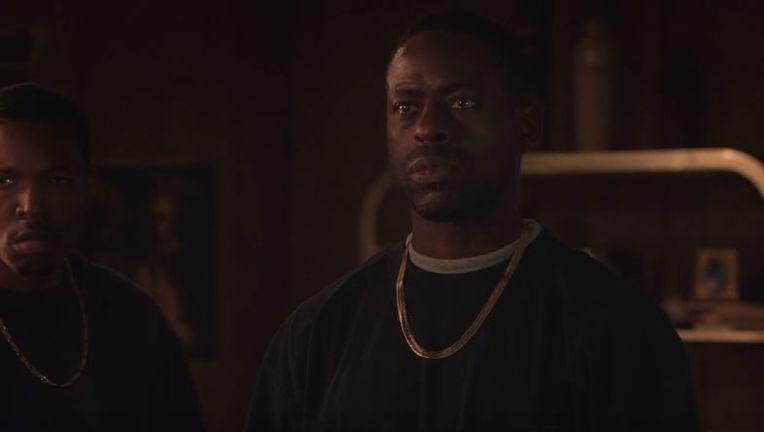 Black Panther NJobu Sterling K. Brown