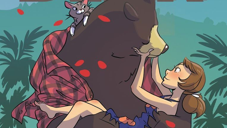 My Boyfriend is a Bear (Oni Press)