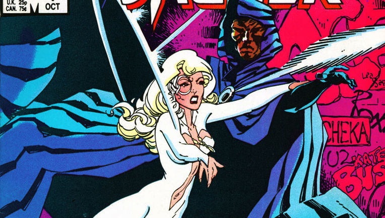 Cloak and Dagger Hero
