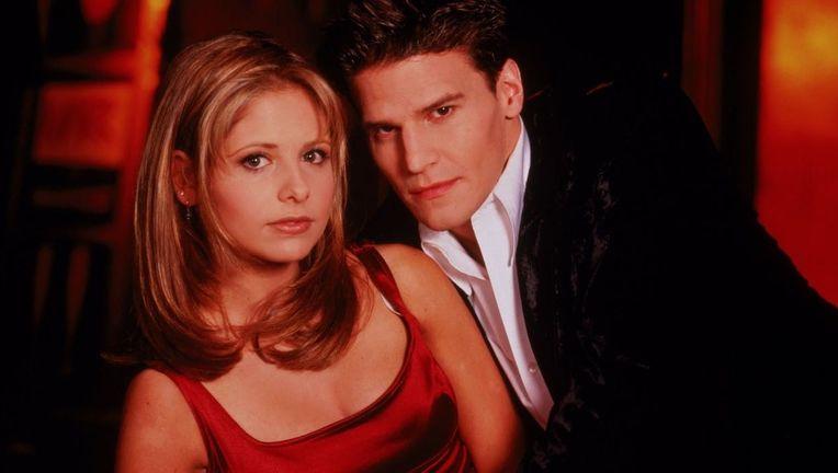 David Boreanaz Buffy Angel