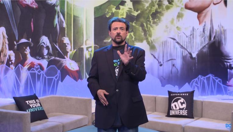 dc universe kevin smith