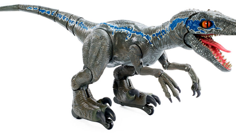 Mattel Alpha Training Blue from Jurassic World