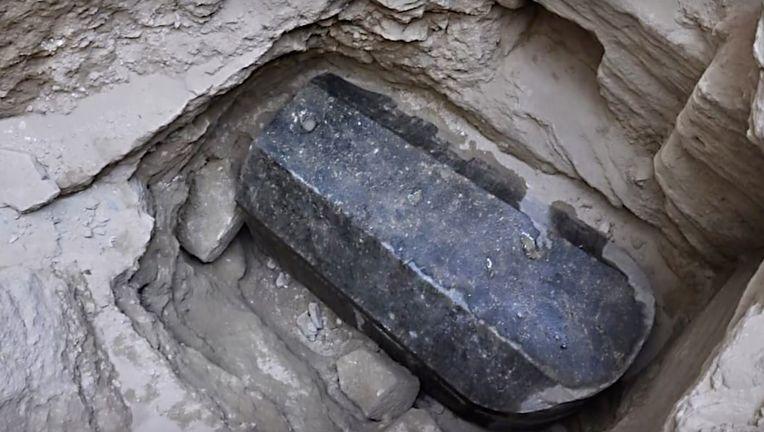 Egyptian-Sarcophogus