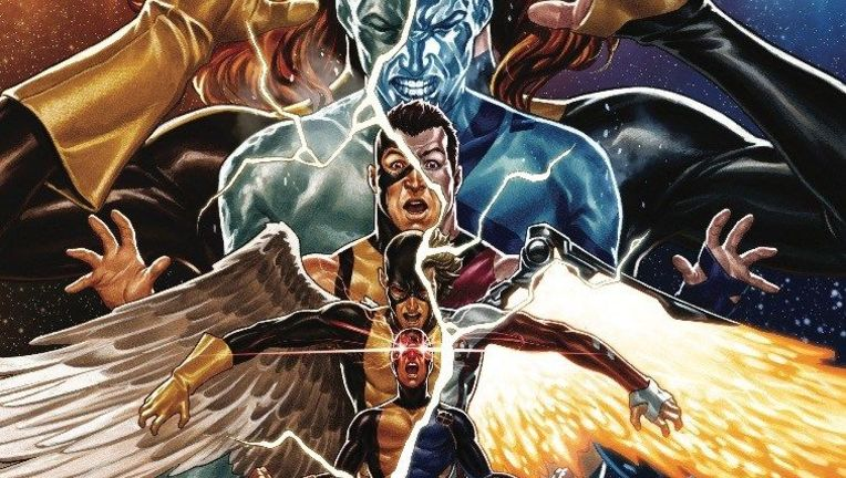 Extermination Vol 1 cover