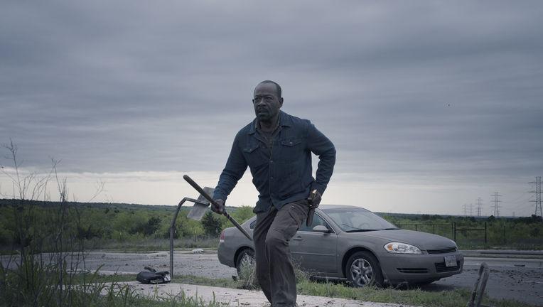 Fear the Walking Dead Morgan