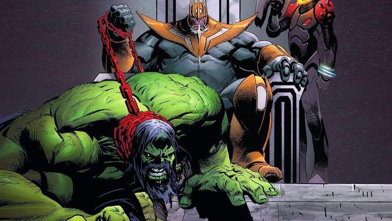 hulk thanos