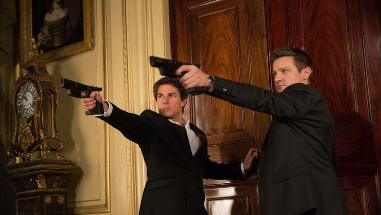 Jeremy Renner Mission Impossible