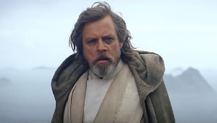 Mark Hamill, Star Wars, The Last Jedi