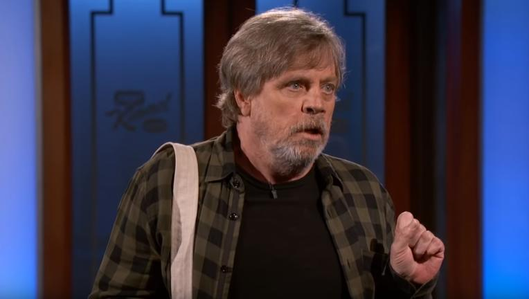 Mark Hamill Jimmy Kimmel Live