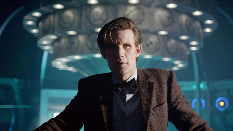 Matt Smith Doctor Snowmen