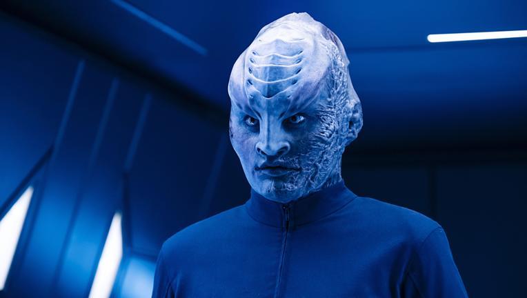 Star Trek: Discovery, Klingon makeup