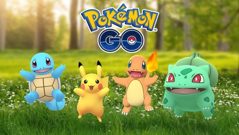 Pokemon Go - Starters
