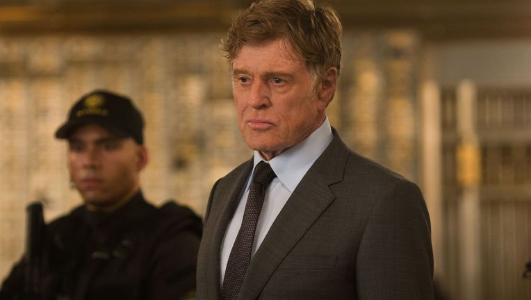 Robert Redford Captain America the Winter Soldier