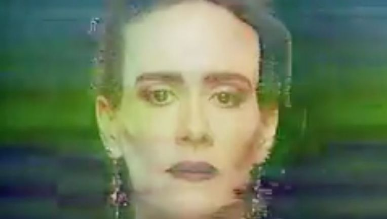Sarah Paulson AHS screenshot