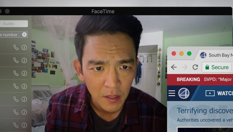 Searching, John Cho