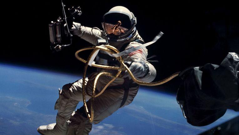 space-walk