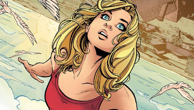 Supergirl header