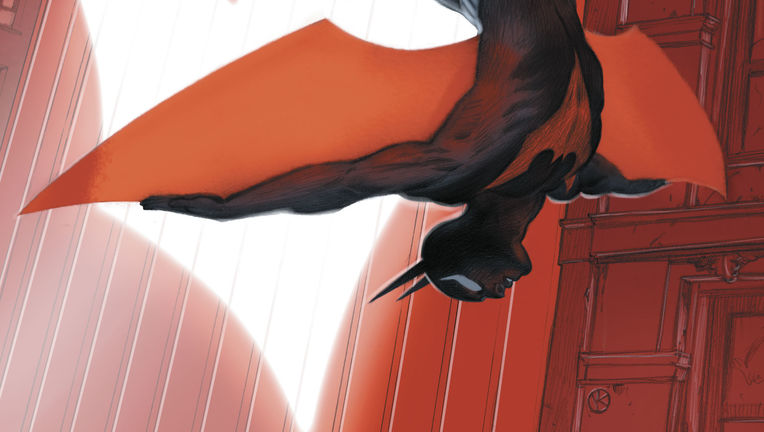 Batman Beyond 25 cover