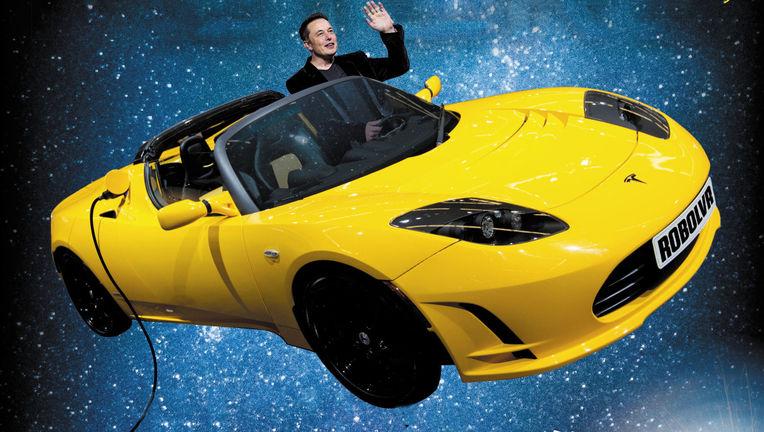 Elon Musk book